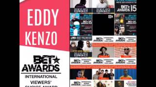 Tutorial on how to vote EDDY KENZO in BET AWARDS