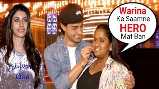 Arpita Khan ANGRY On Aayush Sharma In Front Of Warina Hussain