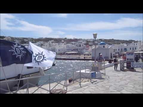 MSC Poesia – Eastern Mediterranean Cruise 2017