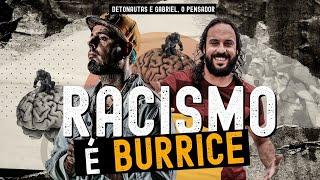 DETONAUTAS – Racismo é Burrice