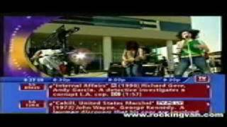 The Donnas - TV Guide Channel - Interview - Too Bad About Your Girl
