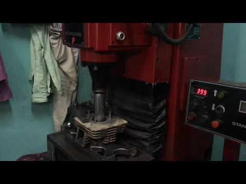 YAMAHA RX 100 ENGINE REBORE / SLEEVE EXPLAINED || NAGPUR BLOGS