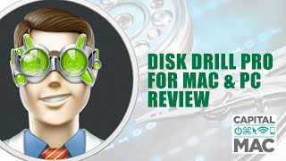 Mac OS X Disk Drill File Recovery Software Review