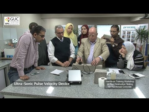 Training Workshop on Non Destructive Testing - YouTube
