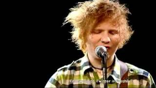 ED SHEERAN AND DEVLIN PERFORMANCE - LATELY LIVE ON FRESHLY SQUEEZED
