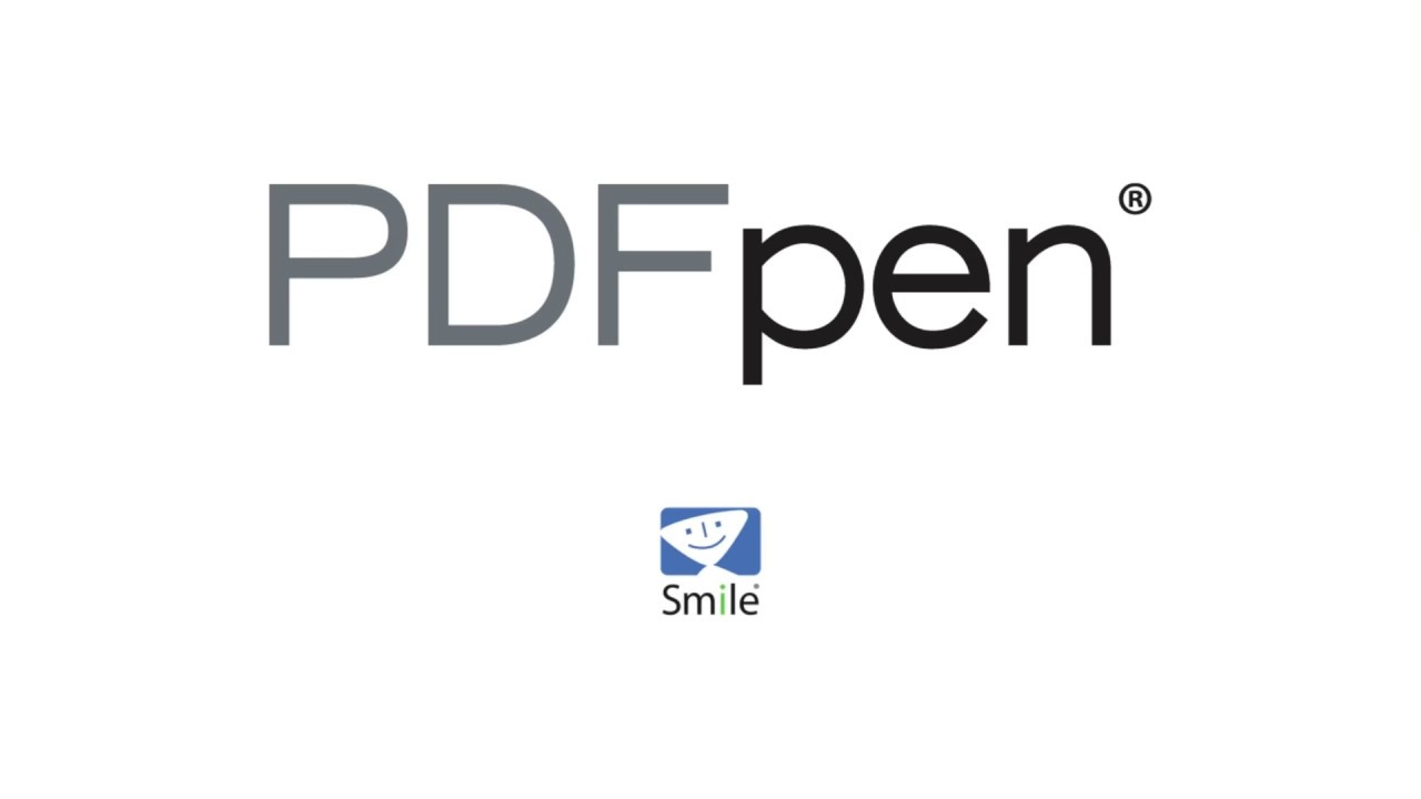 PDFpenPro Support - Edit PDF Documents | Smile