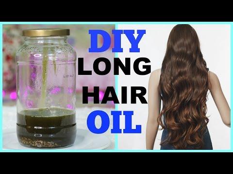 Die Olivenmaske vom Haarausfall