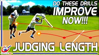 How to JUDGE LENGTH - Cricket Batting Drills and Tips