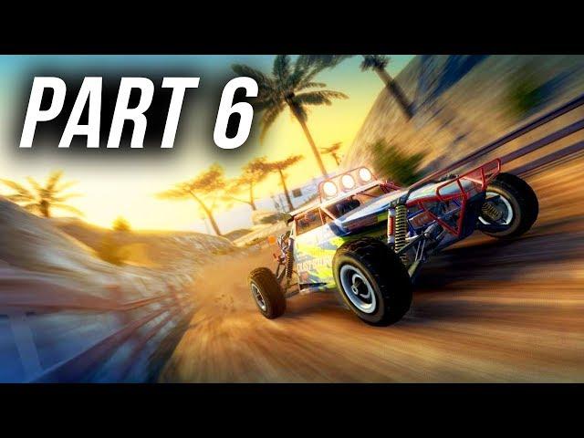 Burnout Paradise Remastered Gameplay Walkthrough Part 6 - BIG SURF ISLAND (Full Game)
