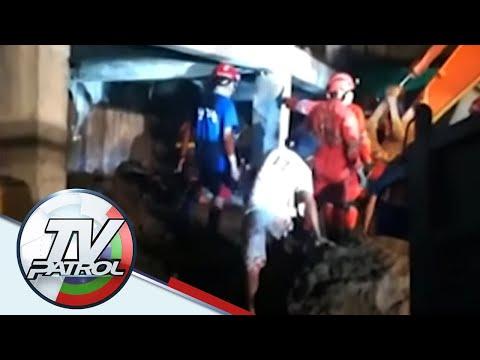 [ABS-CBN]  4 patay sa magkahiwalay na landslide sa Davao at Leyte | TV Patrol