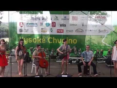 Seiftiú - Barokní anděl - Seiftiů na Folkovém Chvojení 2013 - vítěz oblast