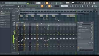 """Callaita""   Bad Bunny Instrumental Remake Fl Studio"