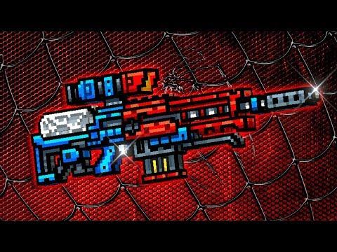 Pixel Gun 3D - Spider Sence [Gameplay]