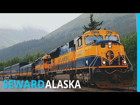 TRISH GOES HOME FROM SEWARD ALASKA