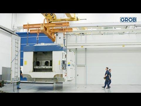 GROB machine overhaul