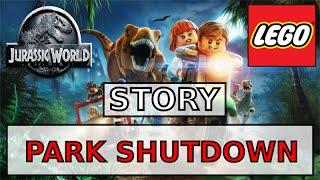 Lego Jurassic World - Park Shutdown - Story - No Commentary