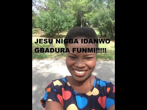 Jesu nigba danwo (Yoruba lent hymn)