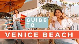 Guide To Los Angeles 🌴 Venice Beach California