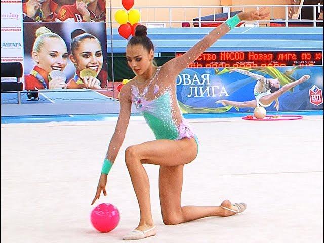 Новая лига художественной гимнастики