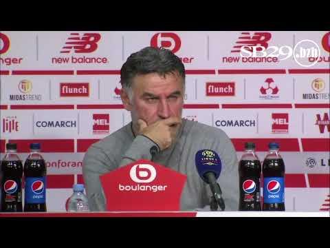 Lille - Brest | La réaction des coaches
