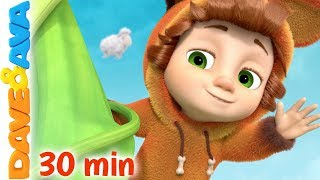 🦄 Nursery Rhymes & Kids Songs | Baby Songs by Dave and Ava 🦄