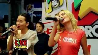Alexandra Stan & Inna - We Wanna, live la ProFM