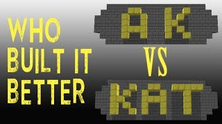 Who Built It Better - Ep 15 - MINECON!!!