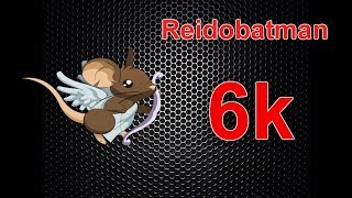 TransforHard - Reidobatman 6k !