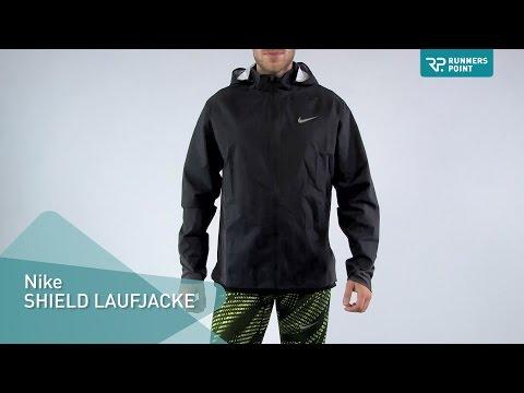 Nike SHIELD LAUFJACKE
