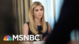 Mika: Is Ivanka Trump Still Fighting For Women's Issues? | Morning Joe | MSNBC