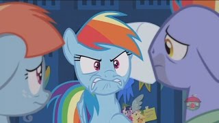 [MLP] Rainbow Dash Makes Her Parents Cry