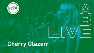 """Cherry Glazerr Performing """"Wasted Nun"""" Live On KCRW"""