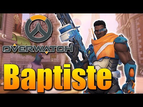 Baptiste! - Overwatch: Představení Hrdinů #27!