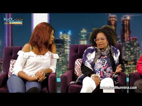 The Giants of Dancehall Show - SirB and Janai interview Nana McLean