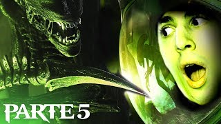 🔴 LIVE   Alien Isolation   Parte 5