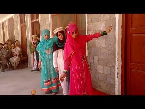 Gilgit Baltistan Independence Day Girls High School Shigar Baltistan