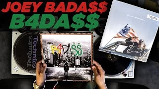 Discover Classic Samples Used On Joey BadA$$'s 'B4DA$$' Debut Album