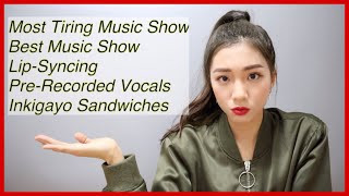 EVERYTHING ABOUT KPOP MUSIC SHOWS  ( RAW)- Idol Insider 🔍