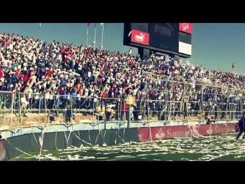 """""""SALIDA Universidad Católica vs Madres 19.05.2013"""" Barra: Los Cruzados • Club: Universidad Católica"""