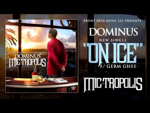 """Young Dominus """"On Ice"""" ft. Germ Ghee"""