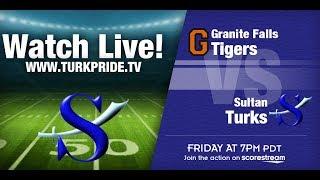 Turk Football - Sultan vs Granite Falls