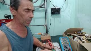Como consertar Placa Electrolux