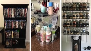 24 Super Easy Organizing Ideas To Keep Your Home Neat