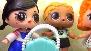 Куклы ЛОЛ LOL Surprise ДЕНЬ РОЖДЕНИЯ Мультик-Игрушки #Сюрпризы видео для детей Вероничка Лалалупси