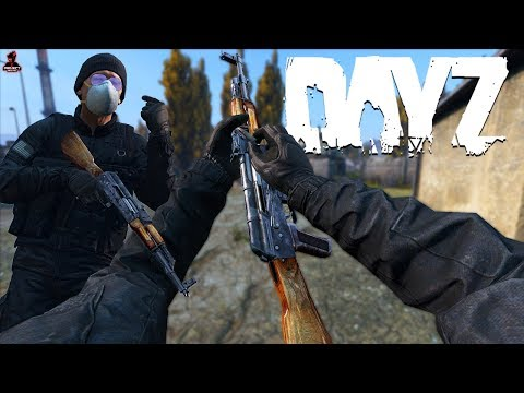 one in the CHAMBER and 200 IQ in DayZ...