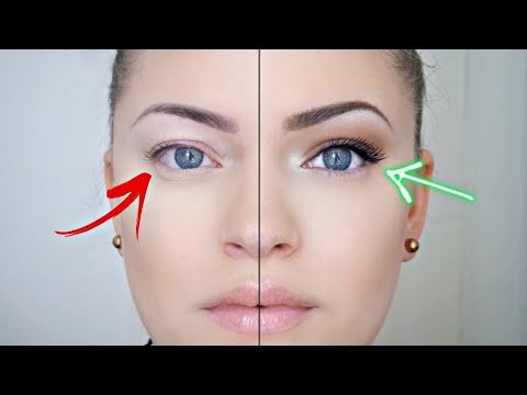 Hooded eye makeup made easy!