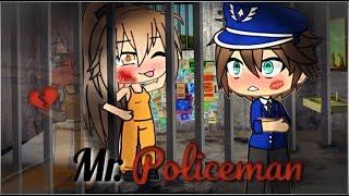 Mr. Policeman | Gacha Life Mini Movie | GLMM