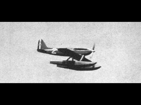 Supermarine Spitfire 'S' series seaplane at Schneider Trophy, 1925