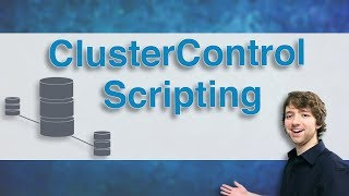 Database Clustering Tutorial 11 - ClusterControl Scripting with Developer Studio