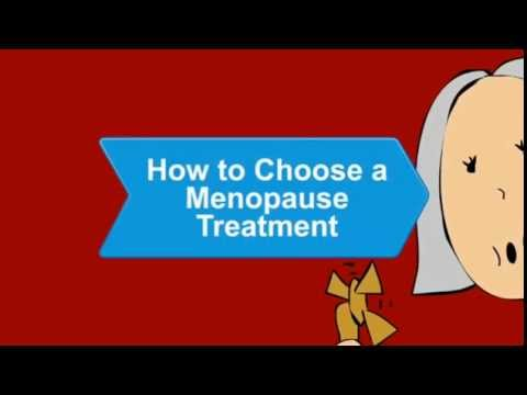 How to Choose a Menopause Treatment